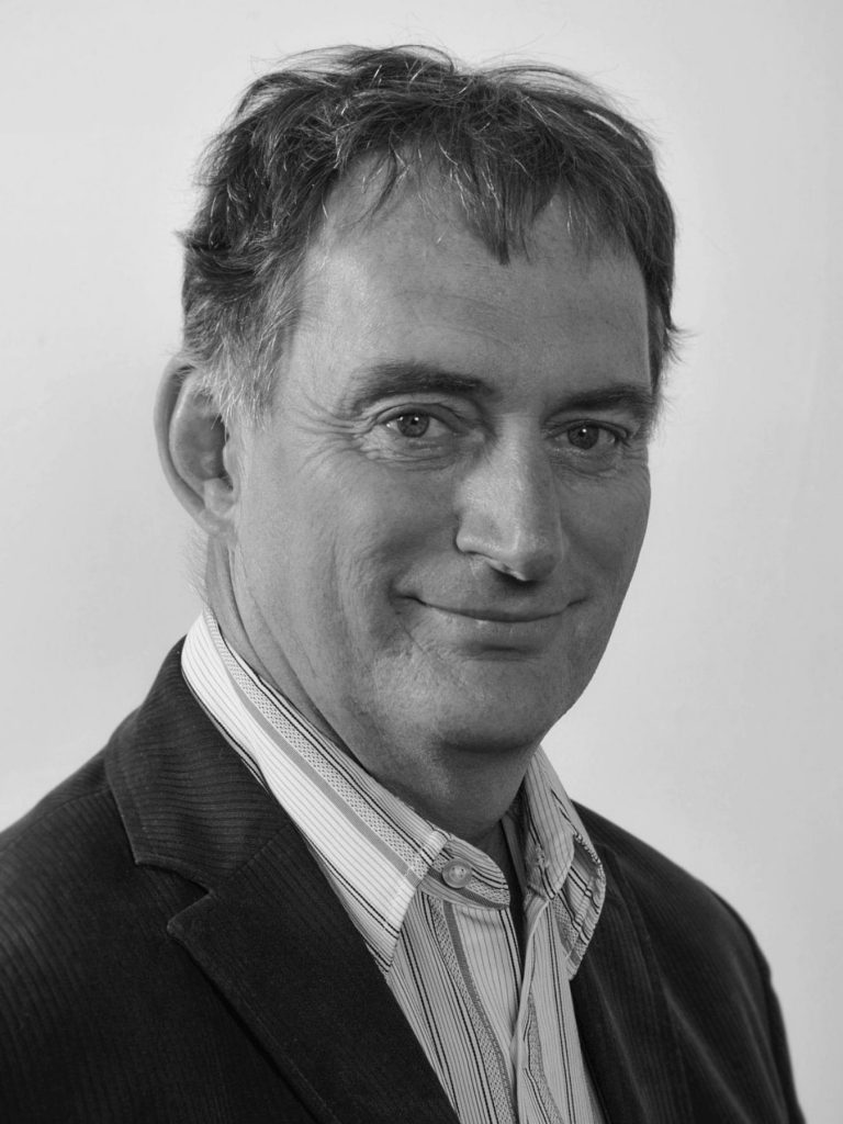 An image of Bernard who is Business Manager at Futurelab